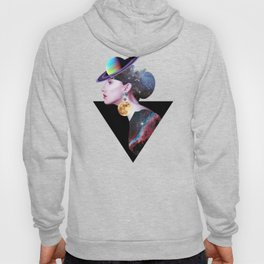 Lady from Outer Space Hoody