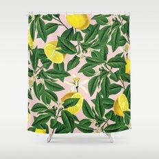 Lemonade #society6 #decor #buyart Shower Curtain