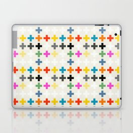 Cross Pattern Laptop & iPad Skin