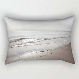 Broughty Ferry beach 5 Rectangular Pillow