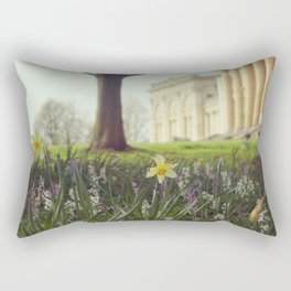 Country House meadow Rectangular Pillow