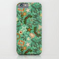 festive berries iPhone 6s Slim Case