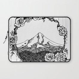 Rose City (B/W) Laptop Sleeve