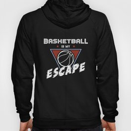 Vintage Basketball NBA Design Hoody