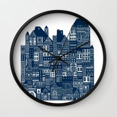 The Long Hall Wall Clock