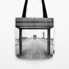 Scheveningen Tote Bag