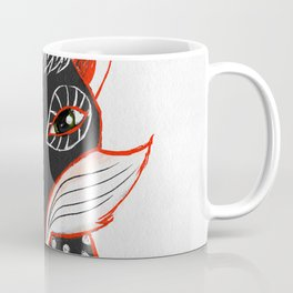 Kaleidoscope Fox Coffee Mug
