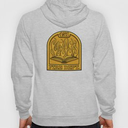 Fire Department 451 Hoody