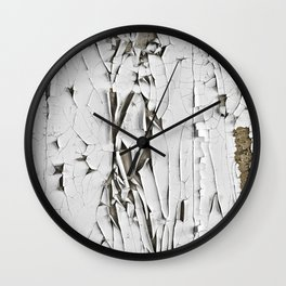 /crackle. Wall Clock
