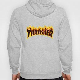 Thrashe Fire Hoody