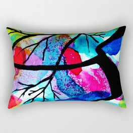 Celebration of life. The harmony of the universe. Rectangular Pillow