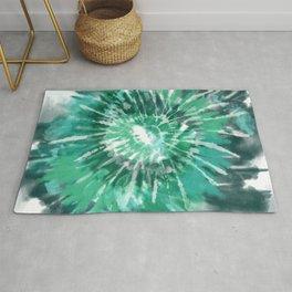 Dyed Design Rug