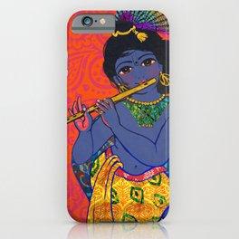 Colorful Gopala iPhone Case