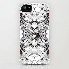 Roses Black Widow iPhone Case