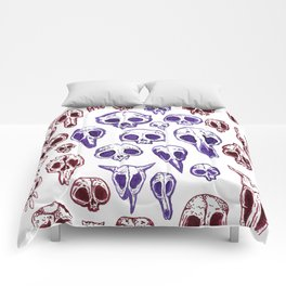 bestiary in color Comforters
