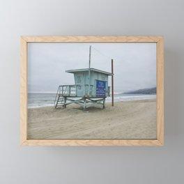 Malibu Park #13 Framed Mini Art Print