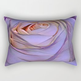 Violet rose Rectangular Pillow