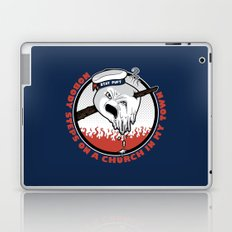 Mother Pus Bucket! Laptop & iPad Skin