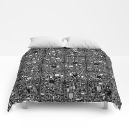 Serious Circuitry Comforters