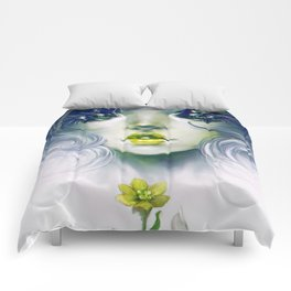 Quixotic - Alien or fairy? Comforters