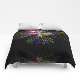Abstract perfection - 103 Comforters