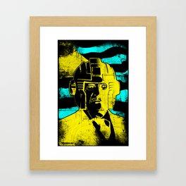 Transident Roosevelt Framed Art Print