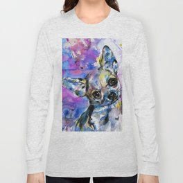 Chihuahua No. 1 Long Sleeve T-shirt