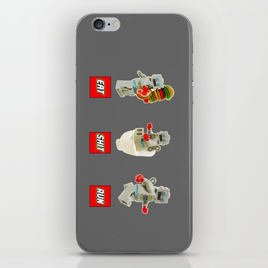 ESR LEGO iPhone & iPod Skin