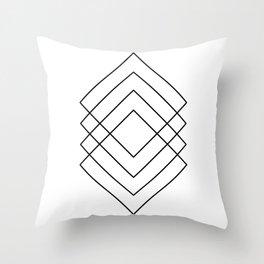 Scandinavian Design 1 Throw Pillow