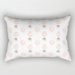 Little flying elephant Rectangular Pillow