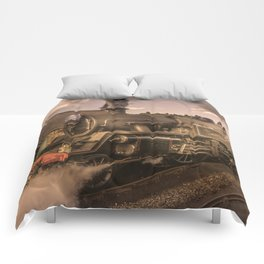 Whitby Express Comforters