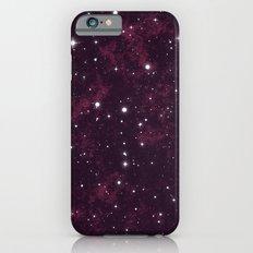 Burgundy Space iPhone 6s Slim Case