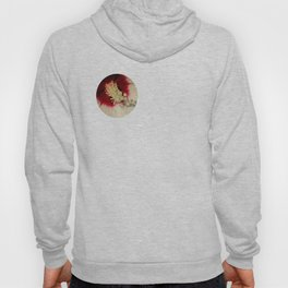 Hibiscus Flower Close Up Photography Floral Art Hoody