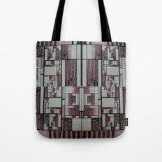 FX#509 - The Faded Geometric Tote Bag