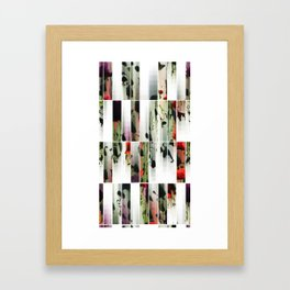 Artificial Garden No. 8 (Opium summer) Framed Art Print