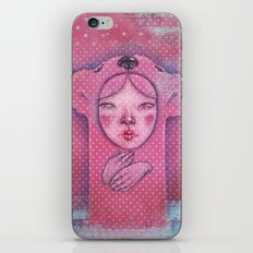 The ghost of you iPhone & iPod Skin