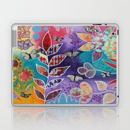 Garden Riot Laptop & iPad Skin