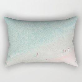 beach - summer of love III Rectangular Pillow
