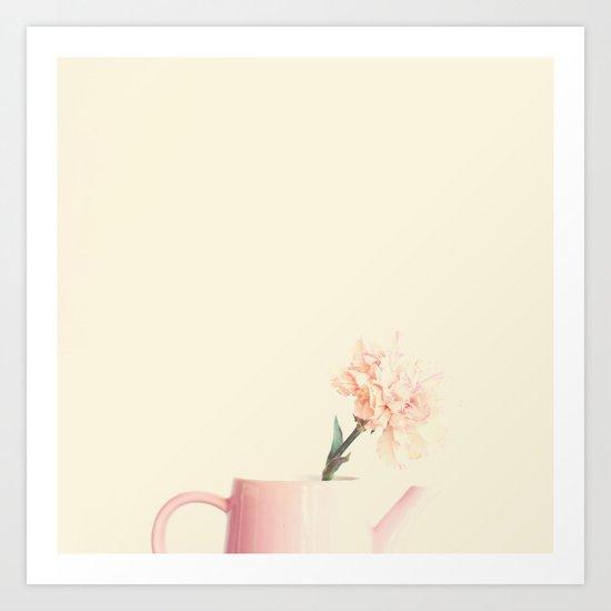 pretty in pink ...  Art Print