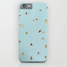 Dusty blue Slim Case iPhone 6