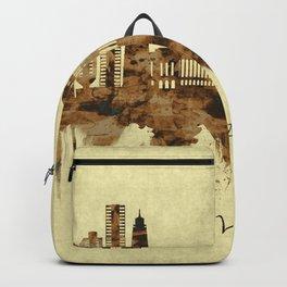 Havana Cuba Cityscape Backpack