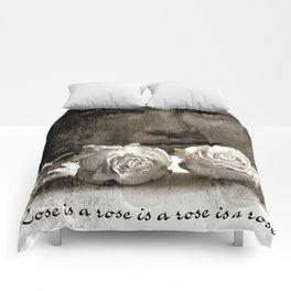 ROSE - vintage version Comforters