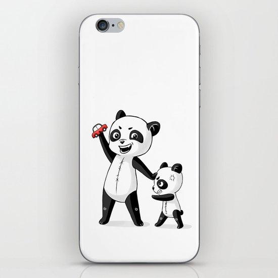 Panda Brothers iPhone & iPod Skin