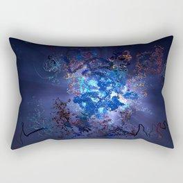 Biosynthesis Rectangular Pillow