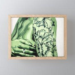 Irene Framed Mini Art Print