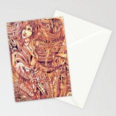 Pythia in a Frenzy Stationery Cards