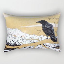 The Lookout Rectangular Pillow