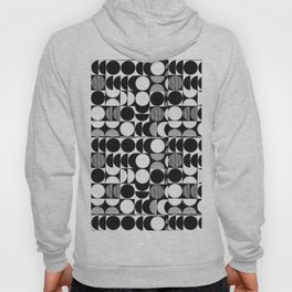 pattern motif 7 Hoody