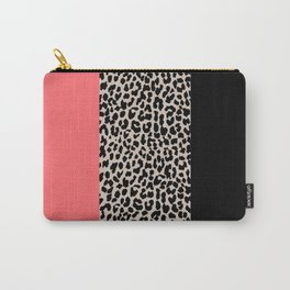 Leopard National Flag XV Carry-All Pouch