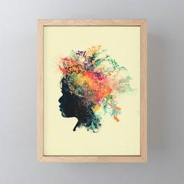Wildchild (aged ver) Framed Mini Art Print